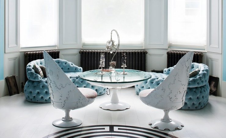 """The Apartment Of Designer Danielle Moudaber 