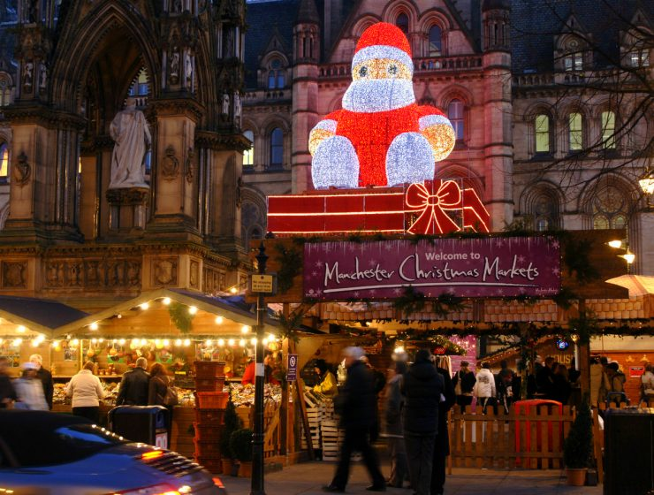 Manchester's Award-Winning Christmas Markets Are Back in Town | The openingsession tothe public was on 10th November, and it will continue until 20th December. #christmas #christmasmarkets #homedecor #homedesign #christmasdecor christmas markets Manchester's Award-Winning Christmas Markets Are Back in Town featured 12 740x560