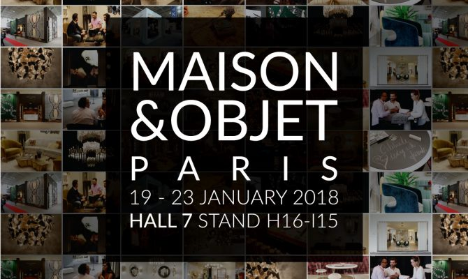 8 Reasons Why You Should Visit Covet Lounge at Maison et Objet'18 | Covet House will be at Maison & Objet Paris 2018 with the most luxurious private Lounge at Hall 7 booth- H16 | I15. #interiordesign #maisonetobjet #mo2018 #designfair #tradeshow maison et objet'18 8 Reasons Why You Should Visit Covet Lounge at Maison et Objet'18 featured 670x400  Home Page featured 670x400