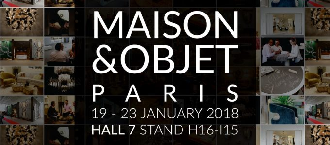 8 Reasons Why You Should Visit Covet Lounge at Maison et Objet'18 | Covet House will be at Maison & Objet Paris 2018 with the most luxurious private Lounge at Hall 7 booth- H16 | I15. #interiordesign #maisonetobjet #mo2018 #designfair #tradeshow