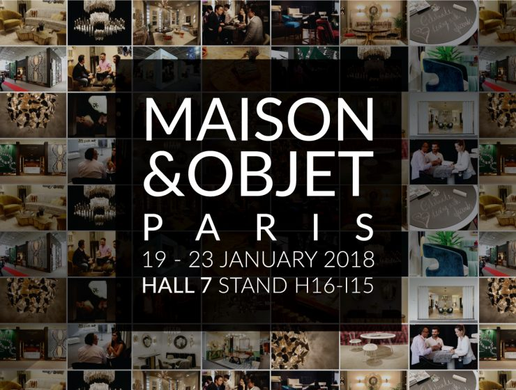 8 Reasons Why You Should Visit Covet Lounge at Maison et Objet'18 | Covet House will be at Maison & Objet Paris 2018 with the most luxurious private Lounge at Hall 7 booth- H16 | I15. #interiordesign #maisonetobjet #mo2018 #designfair #tradeshow maison et objet'18 8 Reasons Why You Should Visit Covet Lounge at Maison et Objet'18 featured 740x560