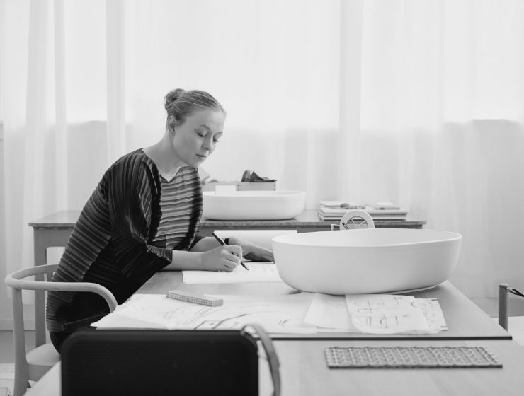 Cecilie Manz: Designer Of The Year At M&O | The fair has chosen this talented creator because of her creative work and innovative pieces and designs. #MO18 #MaisonetObjet #interiordesignideas #luxurybrands #designeroftheyear Designer Of The Year Cecilie Manz: Designer Of The Year At M&O FEATURED 1 740x560