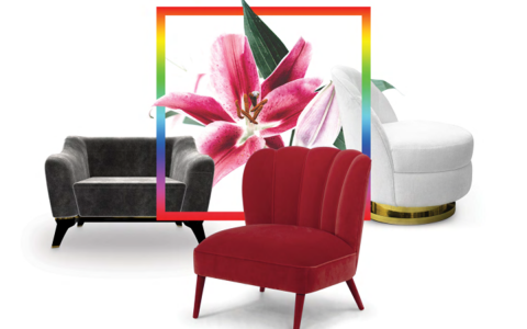 Top 10 Trends According To Pantone's 2018 Spring Color Trends | According to this prediction, and with inspirations of the global authority on color, Pantone, Center Tables Blog is proud to announce some exquisite and opulent furniture, inspired by these trends, which are already predicted to be a success! #interiordesign #homedecor #decoration #colortrends #pantonecolors Spring Color Trends Top 10 Trends According To Pantone's 2018 Spring Color Trends MONTAGEM 1 480x300