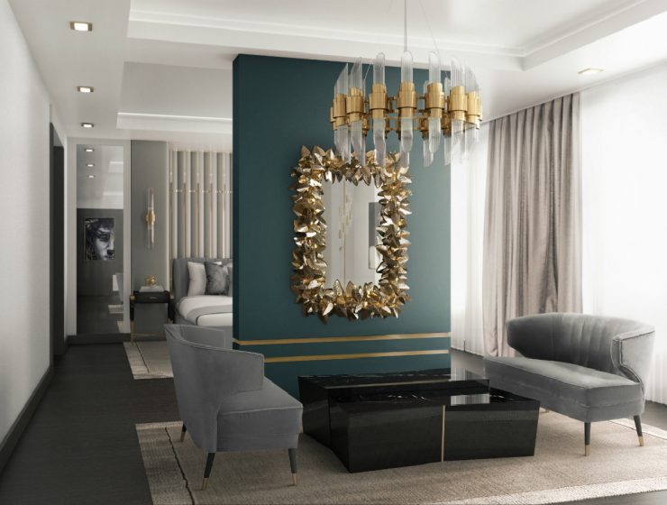 luxury living room A Luxury Living Room And A Center Table From Beyond featured 2 740x560