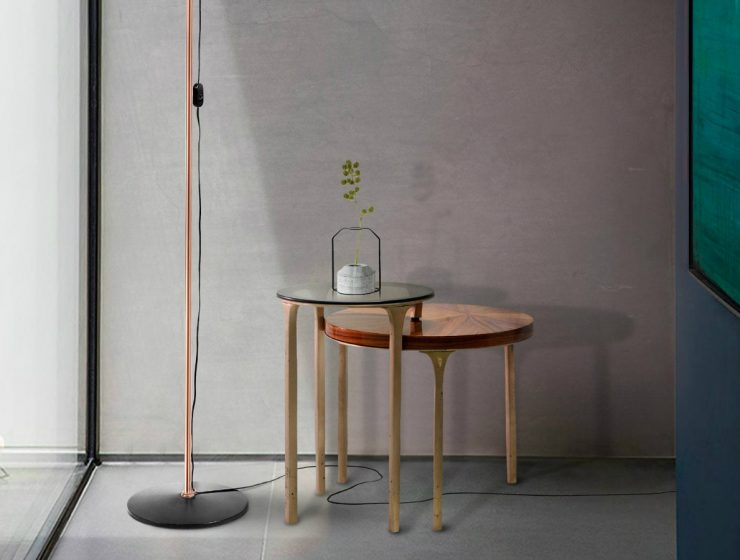 Luray By Brabbu: A Modern Side Table For A Contemporary Decor contemporary decor Luray By Brabbu: A Modern Side Table For A Contemporary Decor featured 3 740x560