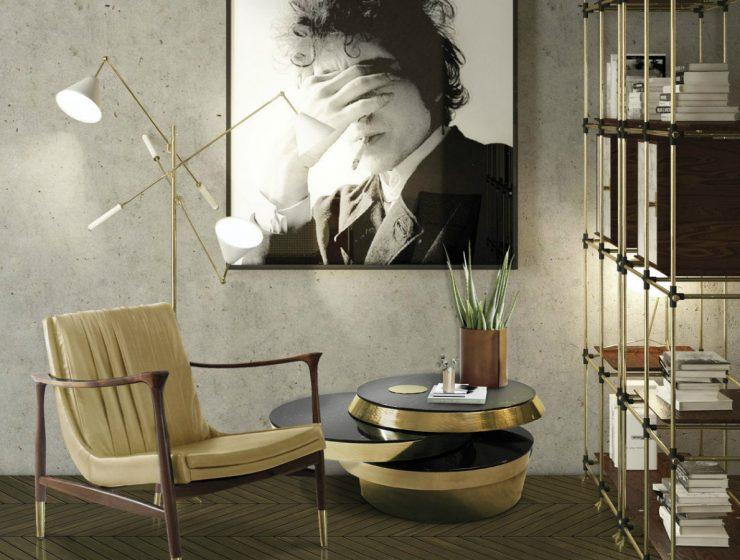 Bespoke Design: 7 Limited Luxury Center Tables