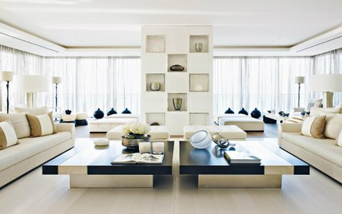 Living Room Top Interior Designers in the UK