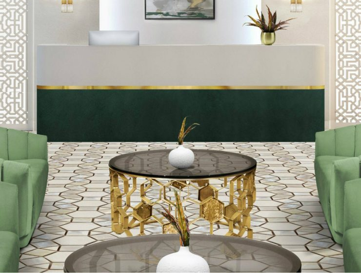 Manuka Center Table: A Luxurious Center Table For Your Living Room