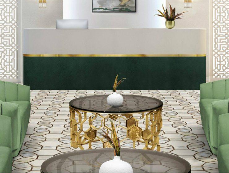 maison et objet The Best Center Tables You Can Find At Maison&Objet 2019 2 1 1 740x560