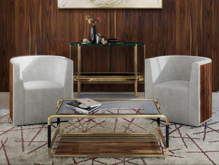 vintage coffee tables Top Vintage Style Coffee Tables Coffee and Side Table Ideas for a Trendy Home Decor 15 1 740x560