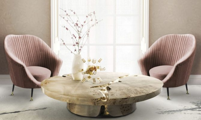 center tables Trendy Wooden Center Tables To Enlight Your Decor fet 670x400