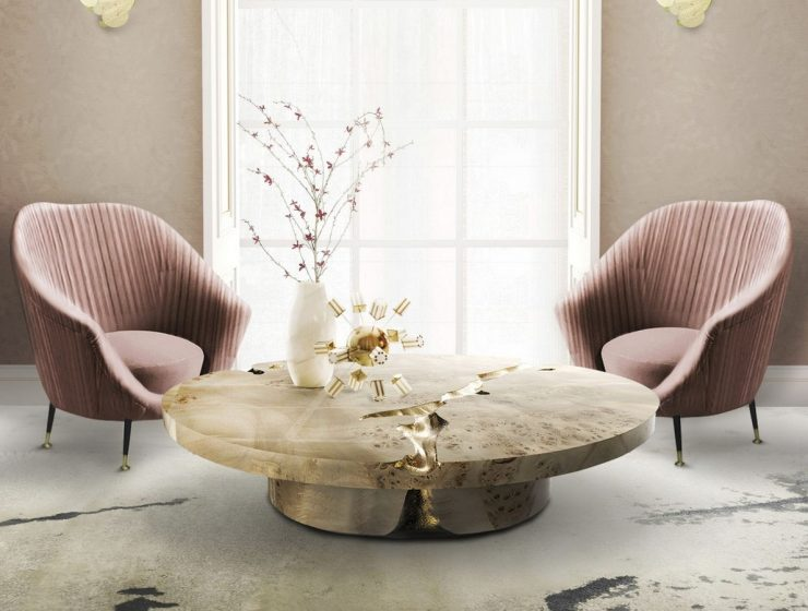 center tables Trendy Wooden Center Tables To Enlight Your Decor fet 740x560